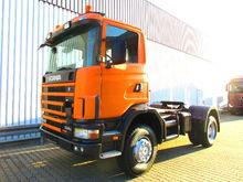 2004 SCANIA (S) 124C / 420   4x