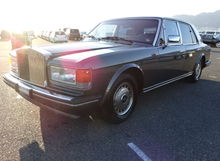1991 ROLLS-ROYCE (GB) Silver Sp