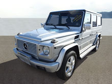 2004 MERCEDES-BENZ G 500 / L