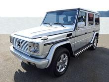 2006 MERCEDES-BENZ G 500 / L
