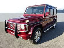 2003 MERCEDES-BENZ G 500 / L
