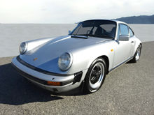 1986 PORSCHE 911 / Carrera 3.2
