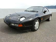 1989 PORSCHE 928 / S 4