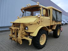1968 UNIMOG U / 406   4x4