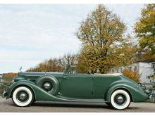 PACKARD Eight Victoria Converti