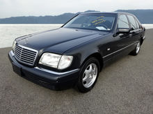 1997 MERCEDES-BENZ S 320 / Limo