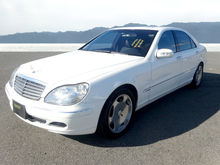 2004 MERCEDES-BENZ S 600 / Limo