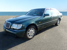 1996 MERCEDES-BENZ S 600 / Limo