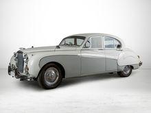 1960 JAGUAR (GB) - / Mark IX Sa