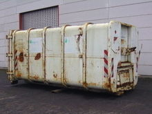 UNBEKANNT - / Abrollcontainer