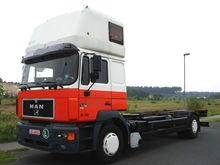 1997 MAN T03 / 19.343 FLL 4x2