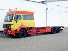 1997 DAIMLER-BENZ SK / 2531L
