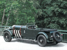 BENTLEY (GB) 8 Litre / Le Mans