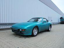 1983 PORSCHE 944 / Cabrio