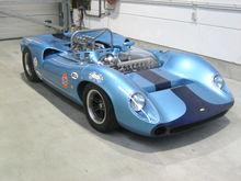 1966 LOLA T70 / MK 2
