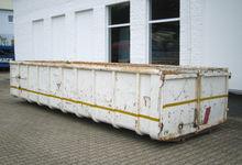 VAN ECK Abrollcontainer / Stahl