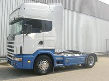 2003 SCANIA (S) 124 / R 470 4x2