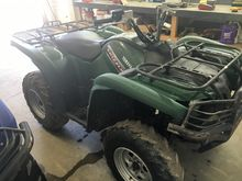 Yamaha Grizzly 550 PowerSteerin