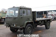 1991 DAF Ex Army 4x4 Flat Bed T