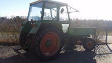 1981 Fendt F 255 Farmyard Tract