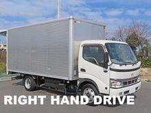 2005 Hino Dutro Box Truck