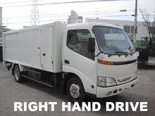 2001 Hino Dutro Box Truck