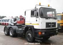 1992 Man 38.372 6x4 Tractor Uni