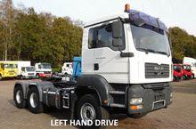 2007 Man TGA 33.440 6x4 Tractor