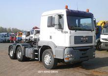 2003 Man TGA 33.460 6x4 Tractor