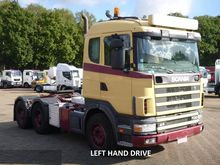 1999 Scania R144-530 6x4 Tracto