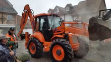 2002 Fiat FB 200.2 Backhoe Load