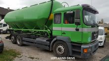 1997 Used MAN 26.403 6x2 Manual