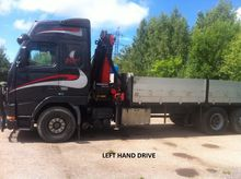 1997 Used Volvo FH12 LHD Tracto