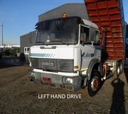 1990 Iveco 3 Axle Tipper