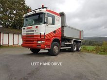 Used 2004 Scania R16
