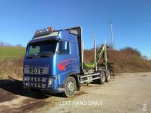 2005 Volvo FH 16 550 6x4 Timber