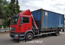 2008 MAN TGM 4x2 Crane Truck