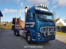 2011 Volvo FH16 700 6x4 Timber