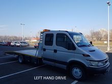 2002 Iveco 35C15 Car Carrier