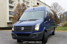 2012 Volkswagen Crafter Deliver