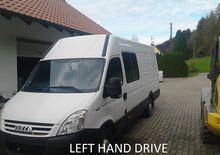 2006 Iveco Daily Delivery Van