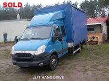 2012 Iveco Daily 70C17 Stake Bo