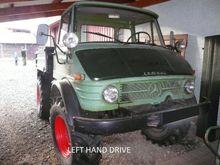 1973 Unimog 406 Tipper