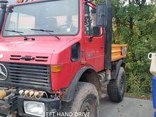 1996 Unimog 1400 Tipper