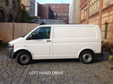 2010 Volkswagen T5 Delivery Van