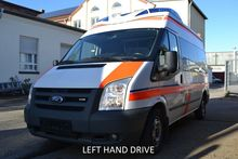 2009 Ford Transit Tauris Ambula