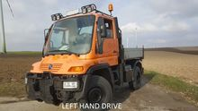 2002 Unimog U300 3-Way Tipper
