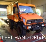 1997 Unimog U 90 3-Way Tipper