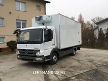2012 Mercedes-Benz Atego 816 Re