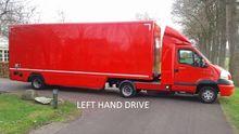 2009 Renault Mascott Box Truck